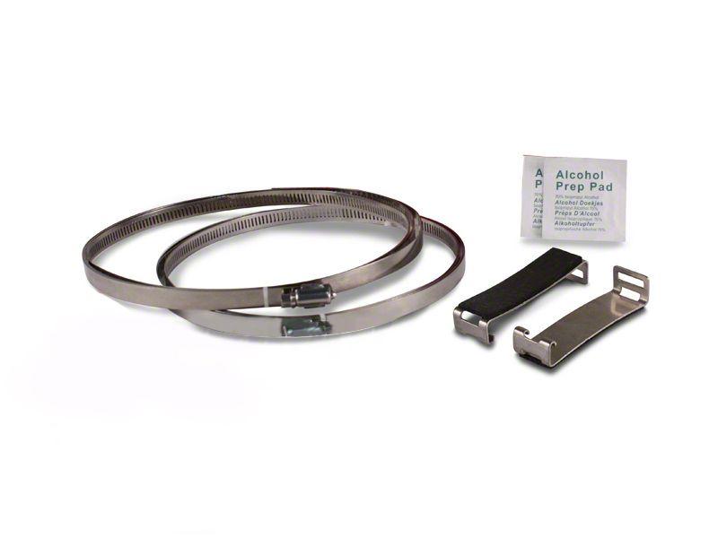 SR Performance TPMS Sensor Mounting Band and Bracket - Pair (07-09 All)