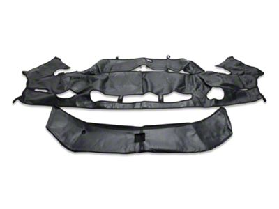 Covercraft Colgan Original Car Bra w/o License Plate Opening - Carbon Fiber (10-12 GT500)