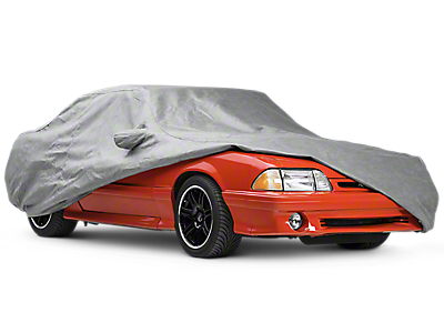 Car Covers, Bras & Paint Protection<br />('79-'93 Mustang)