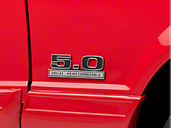 Emblems & Badges<br />('79-'93 Mustang)