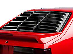 Louvers - Rear Window<br />('79-'93 Mustang)