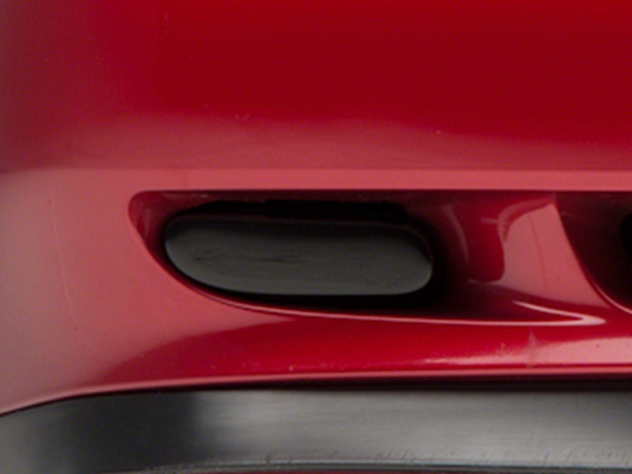 SpeedForm Smoked Fog Light Covers (94-04 GT, V6, Mach 1)