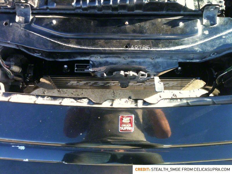 Mishimoto Universal Z Line Intercooler - Natural (79-19 All)