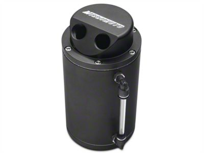 Mishimoto Oil Catch Can - Black (79-19 All)