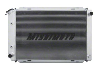 Mishimoto Performance Aluminum Radiator (79-93 5.0L w/ Automatic Transmission)
