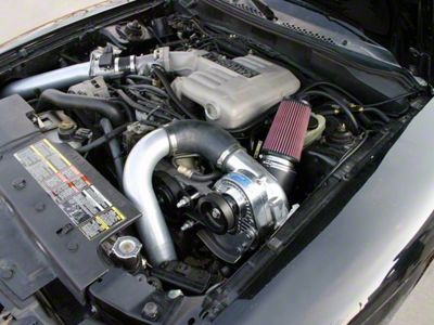 Procharger Stage II Intercooled Supercharger Kit - D-1SC (94-95 GT, Cobra)