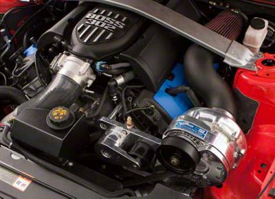 Procharger Stage II Intercooled Supercharger Kit (12-13 BOSS 302)