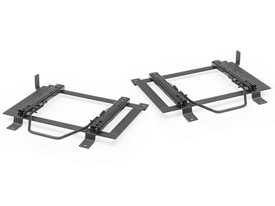 Corbeau Double Locking Seat Brackets - Driver & Passenger Side (05-14 All)
