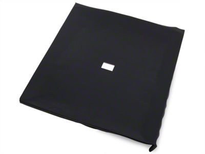 Black Vinyl Headliner w/ Large Dome Light (92-93 Hatchback)