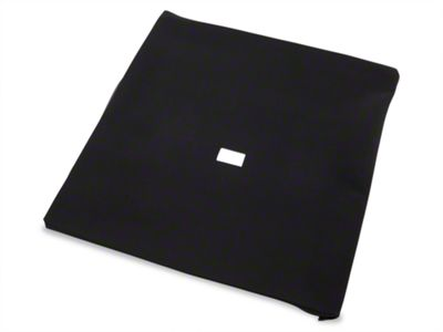 TMI Black Cloth Headliner - T-Top (79-88 Coupe, Hatchback)