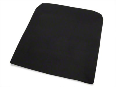 TMI Black Cloth Headliner - Sunroof (79-93 Coupe, Hatchback)
