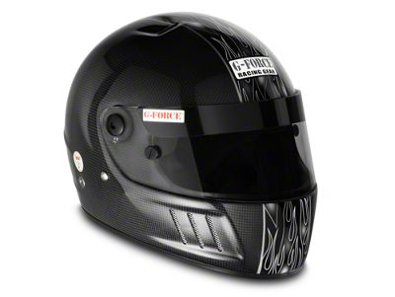 G-Force CFG Carbon Fiber Helmet