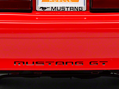 Bumper Inserts<br />('79-'93 Mustang)