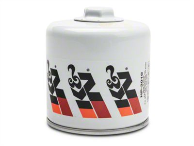 K&N Performance Gold Oil Filter (96-10 GT; 05-10 V6; 07-14 GT500)