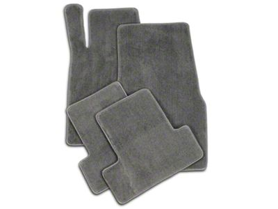 Lloyd Front & Rear Floor Mats - Gray (05-10 All)