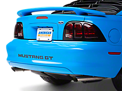 Bumper Inserts<br />('94-'98 Mustang)