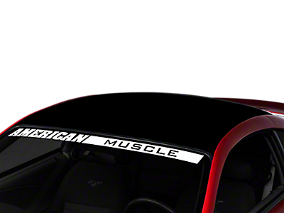 Roof Decals<br />('94-'98 Mustang)