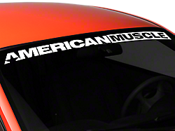 Window Banners & Decals<br />('94-'98 Mustang)