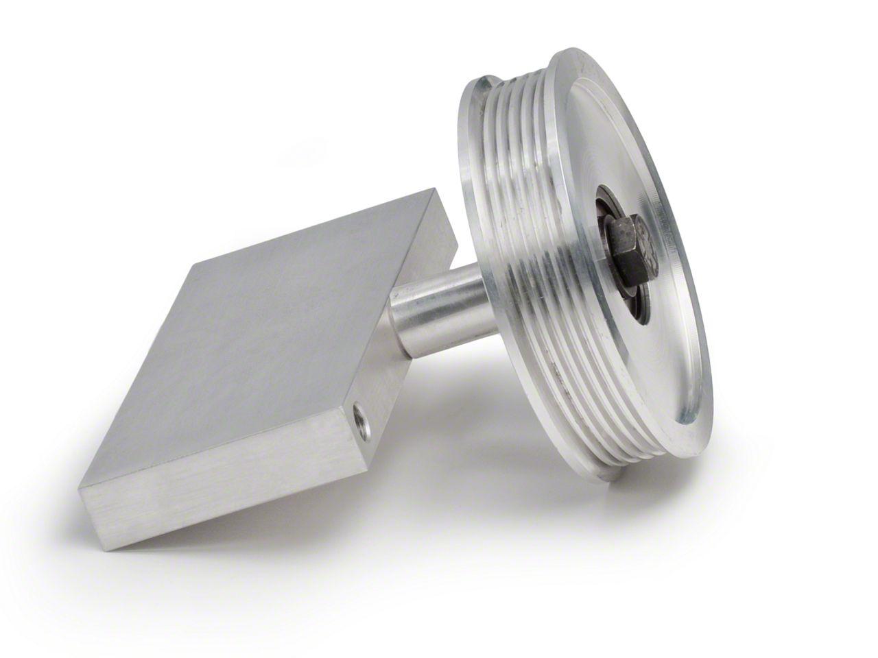 SR Performance Billet Smog Pump Eliminator (79-95 5.0L)