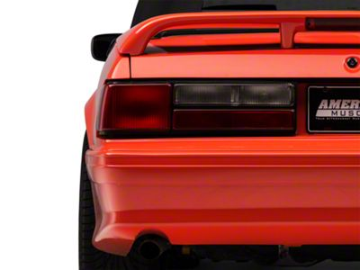 OPR Replacement LX Style Tail Light Lens - Left Side (87-93 All)