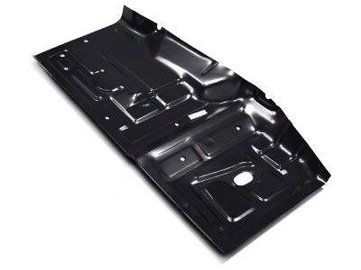 OPR Replacement Foxbody Floor Pans - Pair (79-93 All)