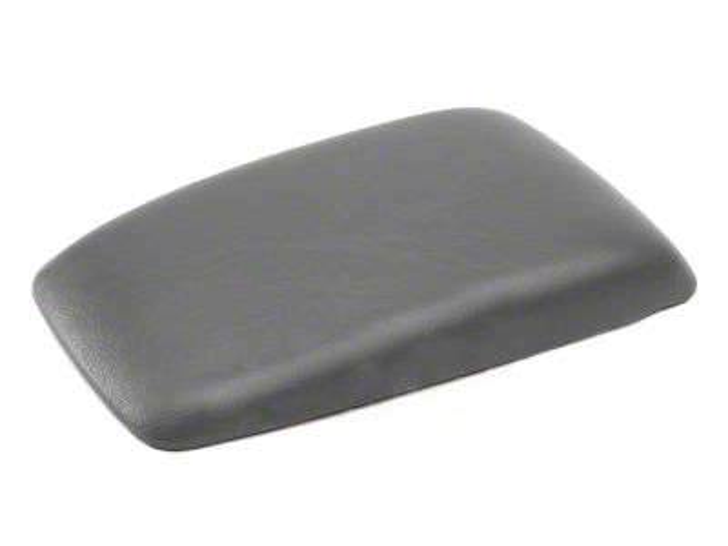 OPR Center Console Arm Rest Pad - Titanium Gray (87-93 All)