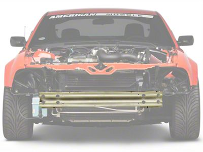OPR Front Bumper Reinforcement Support (05-09 All)