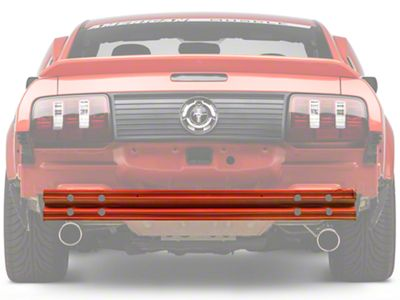 OPR Rear Bumper Reinforcement Support (05-09 All)