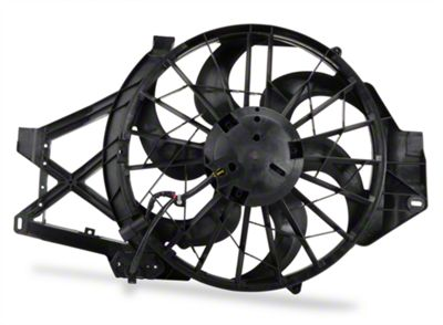 OPR Radiator Fan Assembly (01-04 V8)