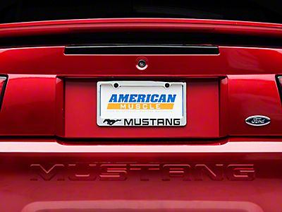 License Plates & License Plate Frames<br />('94-'98 Mustang)