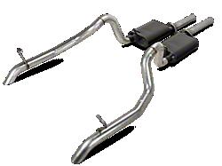 Cat-Back Exhaust<br />('94-'98 Mustang)