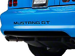 Decklid & Rear Bumper Decals<br />('94-'98 Mustang)