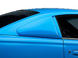 Louvers - Quarter Window<br />('94-'98 Mustang)