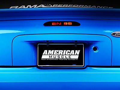 Third Brake Light Tint & Trim<br />('94-'98 Mustang)