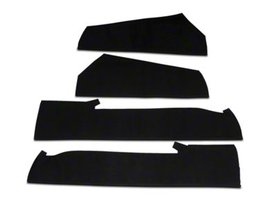 OPR Convertible Top Pads (83-90 Convertible)