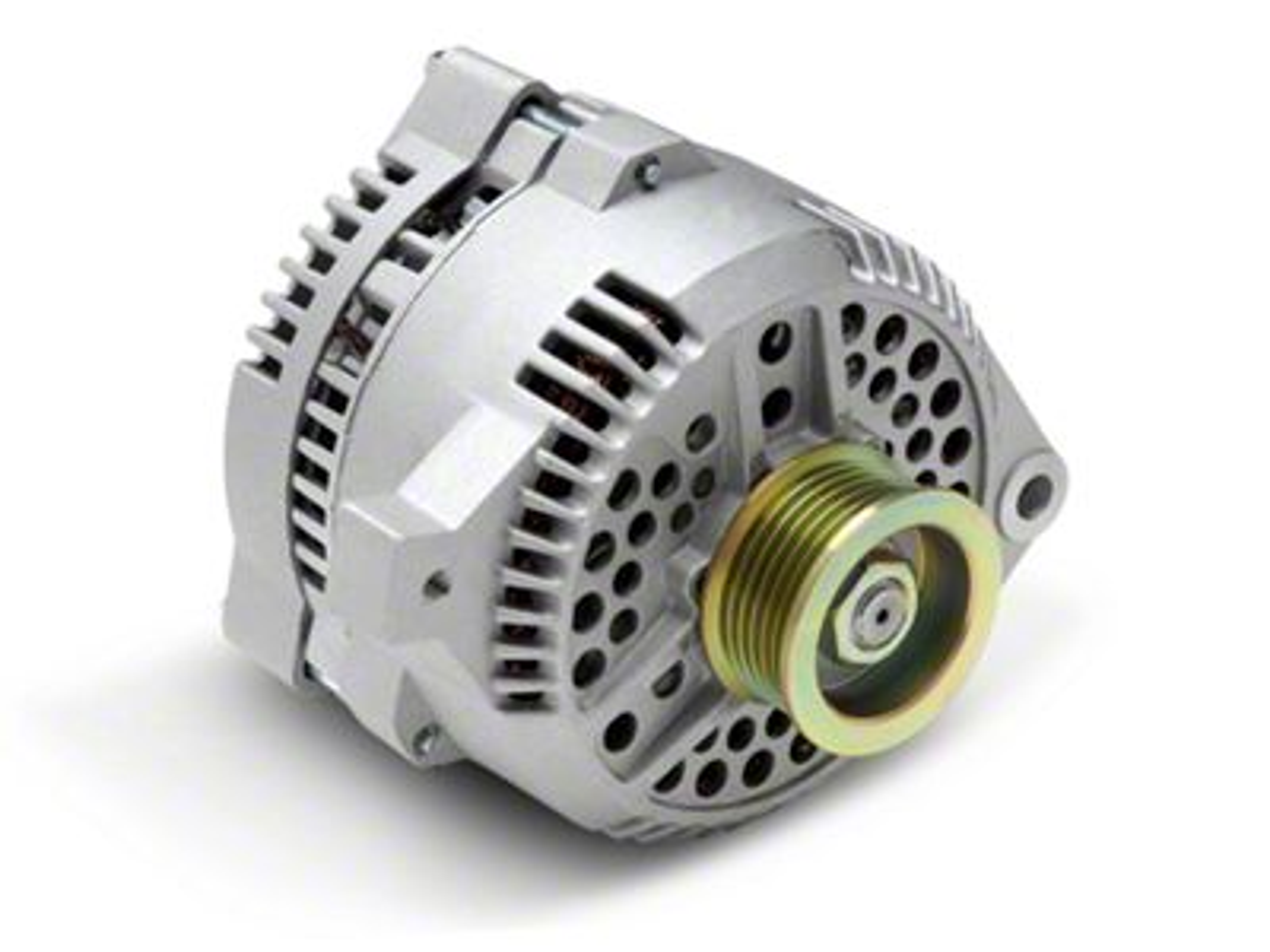 PA Performance High Output Alternator - 200 Amp (87-93 5.0L)