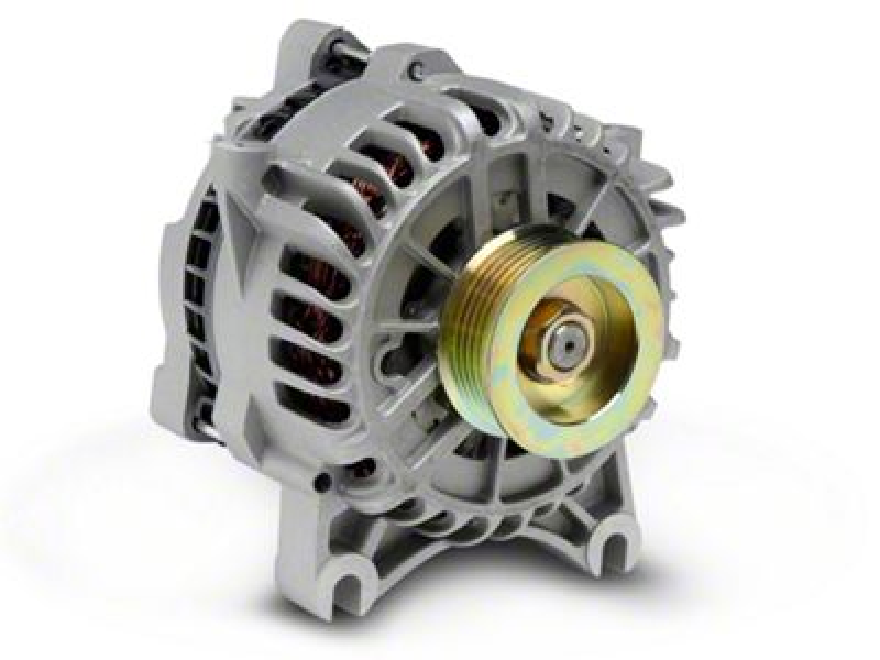 PA Performance High Output Alternator - 200 Amp (05-08 GT)