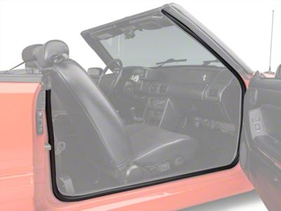 OPR Door Seal Weatherstripping Kit (83-93 Convertible)
