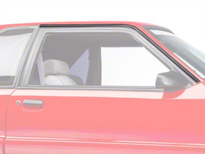 OPR Roof Rail Molding Kit (87-93 Coupe, Hatchback)