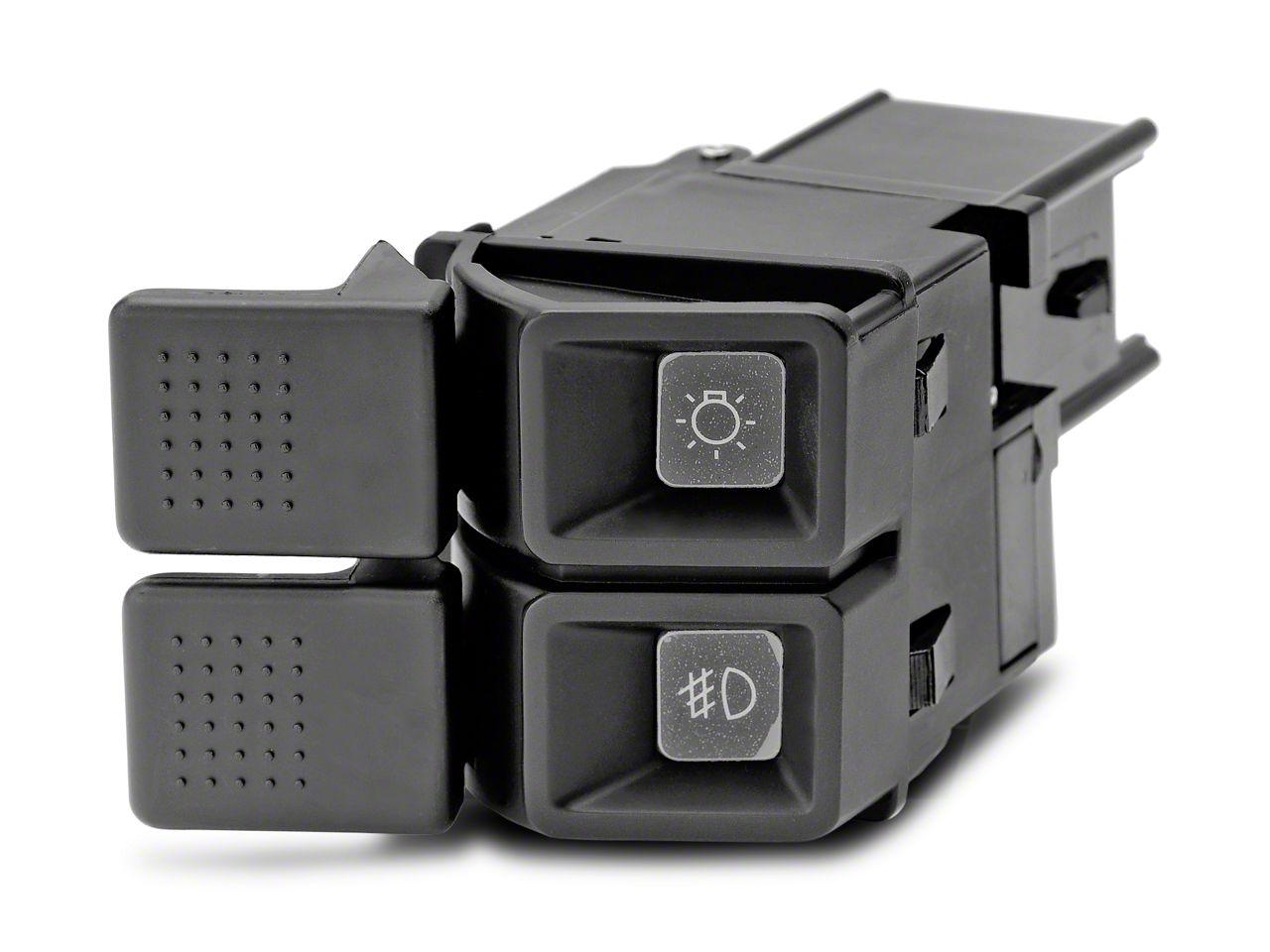 OPR Headlight Switch w/ Foglight (87-93 All)