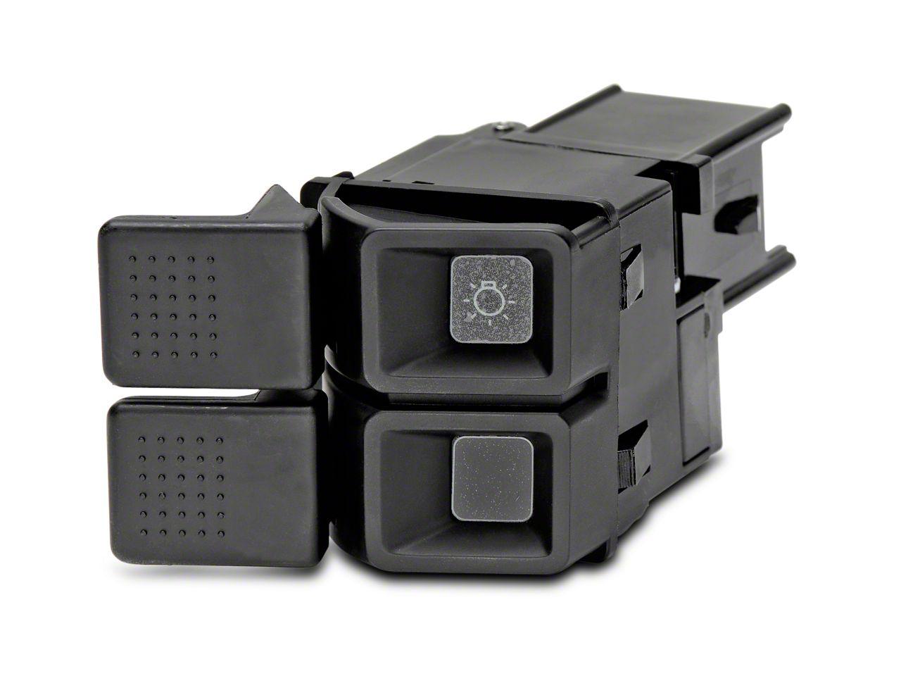 OPR Headlight Switch w/o Foglight Switch (87-93 All)