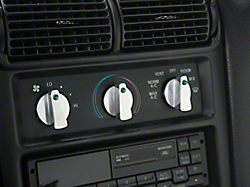 Interior Trim - Billet<br />('99-'04 Mustang)