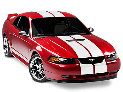 Mustang Decals, Stickers and Racing Stripes 1999-2004