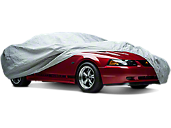 Car Covers, Bras & Paint Protection<br />('99-'04 Mustang)