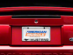 License Plates & License Plate Frames<br />('99-'04 Mustang)