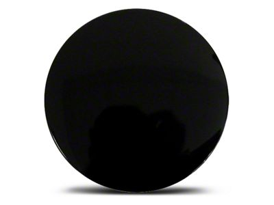 Black Center Cap - Large