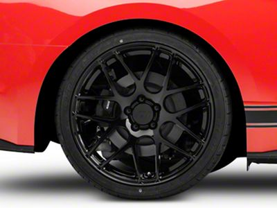 AMR Black Wheel - 20x10 - Rear Only (15-19 GT, EcoBoost, V6)