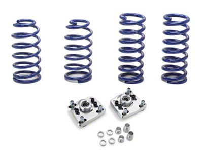 SR Performance Caster Camber Plate & Lowering Spring Kit (94-04 All, Excluding 99-04 Cobra)