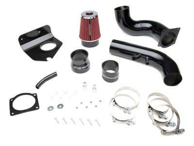 SR Performance Cold Air Intake, 70mm Throttle Body & Intake Plenum (96-04 GT)