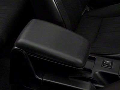 OPR Center Console Arm Rest Kit - Black (87-93 All)